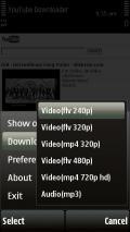 videodownloader v 1.18 mobile app for free download
