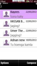 Viber 2.5 mobile app for free download