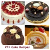 271 Cake Recipes mobile app for free download