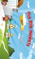 5 Little Monkeys mobile app for free download