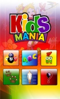 Kids Mania mobile app for free download