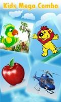 Kids Mega Combo mobile app for free download