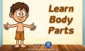Learn Body Parts mobile app for free download
