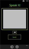 Speak it! mobile app for free download