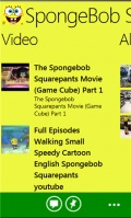 SpongeBob SquarePants All mobile app for free download