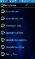 Sports Betting Course mobile app for free download