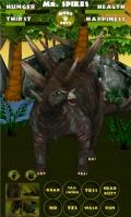 Virtual Pet Dinosaur Stegosaurus mobile app for free download