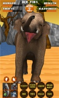 Virtual Pet Elephant mobile app for free download