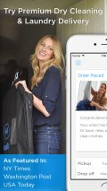 Washio   On demand dry cleaning and laundry delivered mobile app for free download
