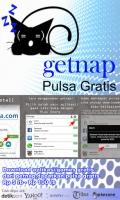 getnap :PULSA GRATIS 5rb 100rb mobile app for free download