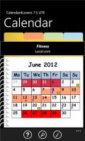 Calendar4lovers mobile app for free download