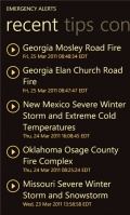 Emergency Alerts Free mobile app for free download