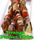 Recipe   Tiranga Paneer Tikka mobile app for free download