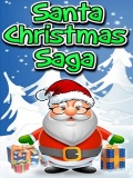 Santa Christmas Saga mobile app for free download
