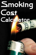 Smoking Cost Calculator mobile app for free download