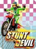 Stunt Devil 240x320 mobile app for free download
