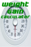 Weight Gain Calculator mobile app for free download