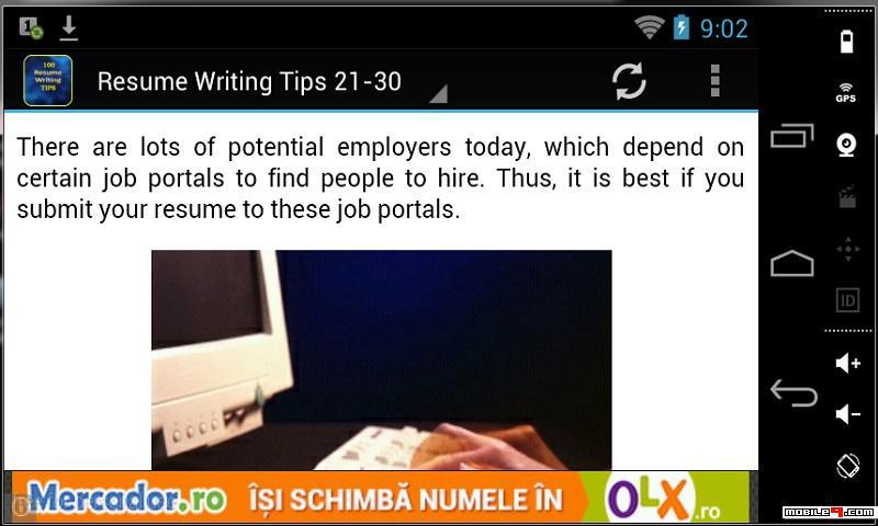 100 Resume Writing Tips