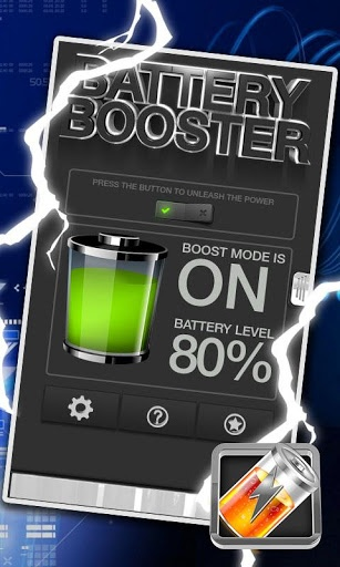 Battery Save Booster