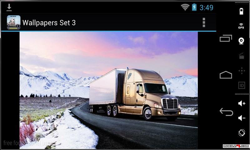 Big Trucks Hd Wallpapers