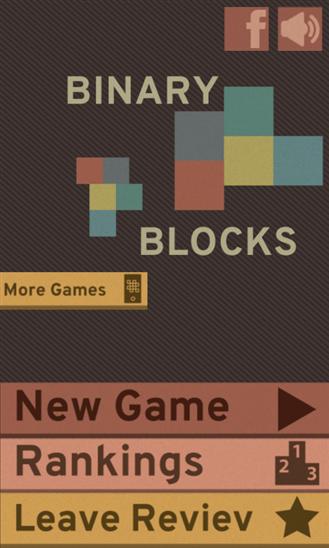 Binary Blocks