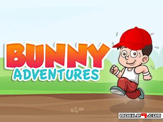 Bunnyadventures 320x240 Qwerty