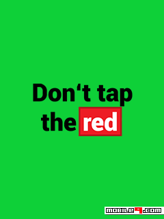 Dont Tap The Red