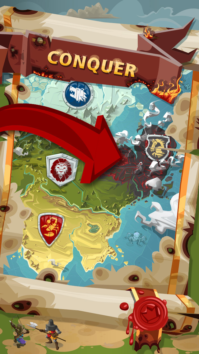 Empire Four Kingdoms   Medieval Mmo
