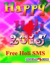 Free Holi Sms 240x320
