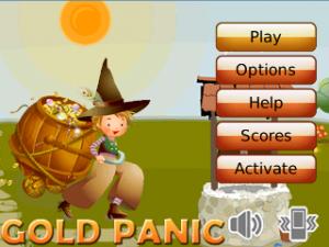 Gold Panic Walkthrough