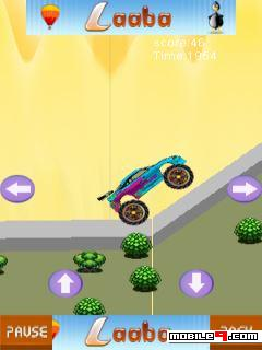 Hill Climb Racing Stunt