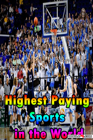 Highest Paying Sports In The World