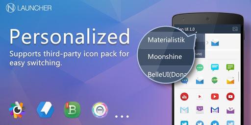 Nano Ui    Icon Pack