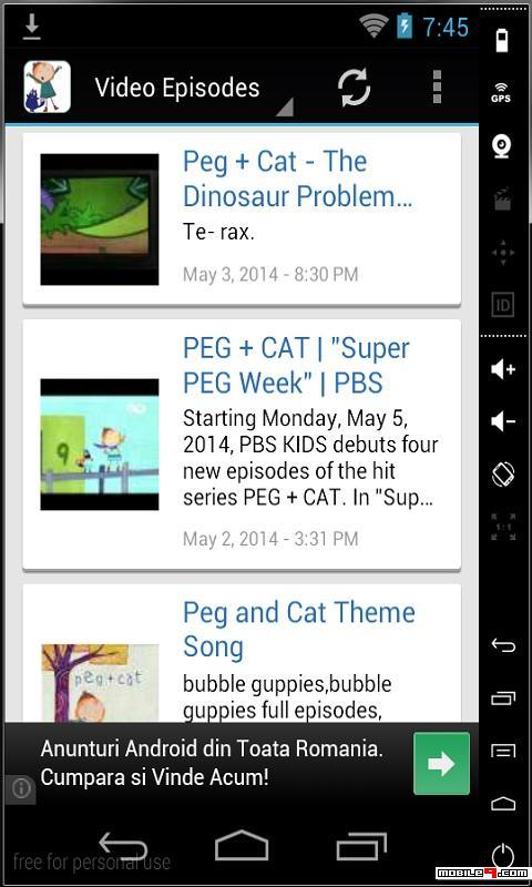 Peg  Cat Episodes