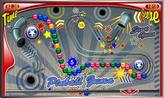 Pinball Zuma Wp8