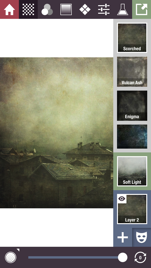 Stackables   Layered Textures Effects And Masks