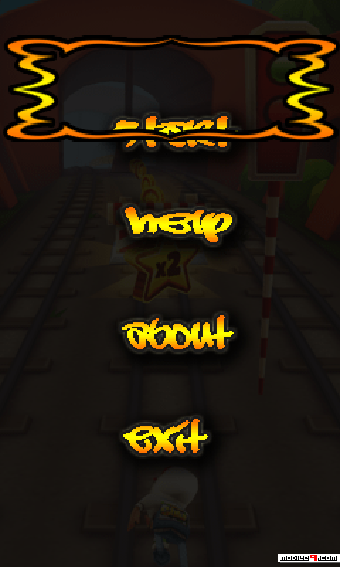Subway Surf Pics