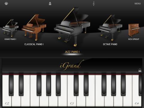 Igrand Piano For Ipad 1.2.1