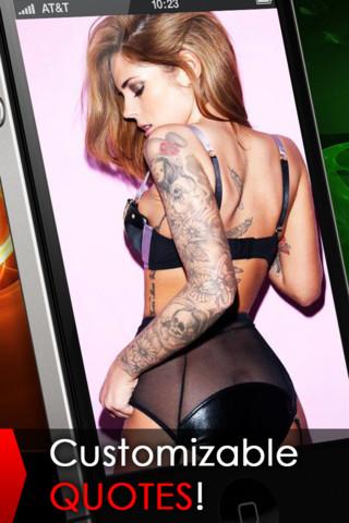 Pimp Your Body   Tattoo Catalog And Maker 1.0.1
