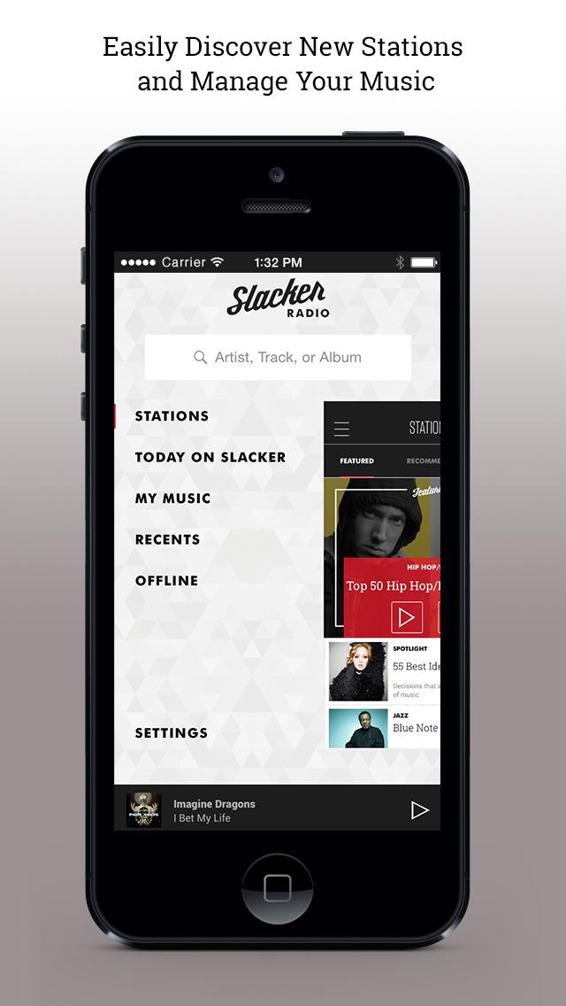Slacker Radio 6.0.82