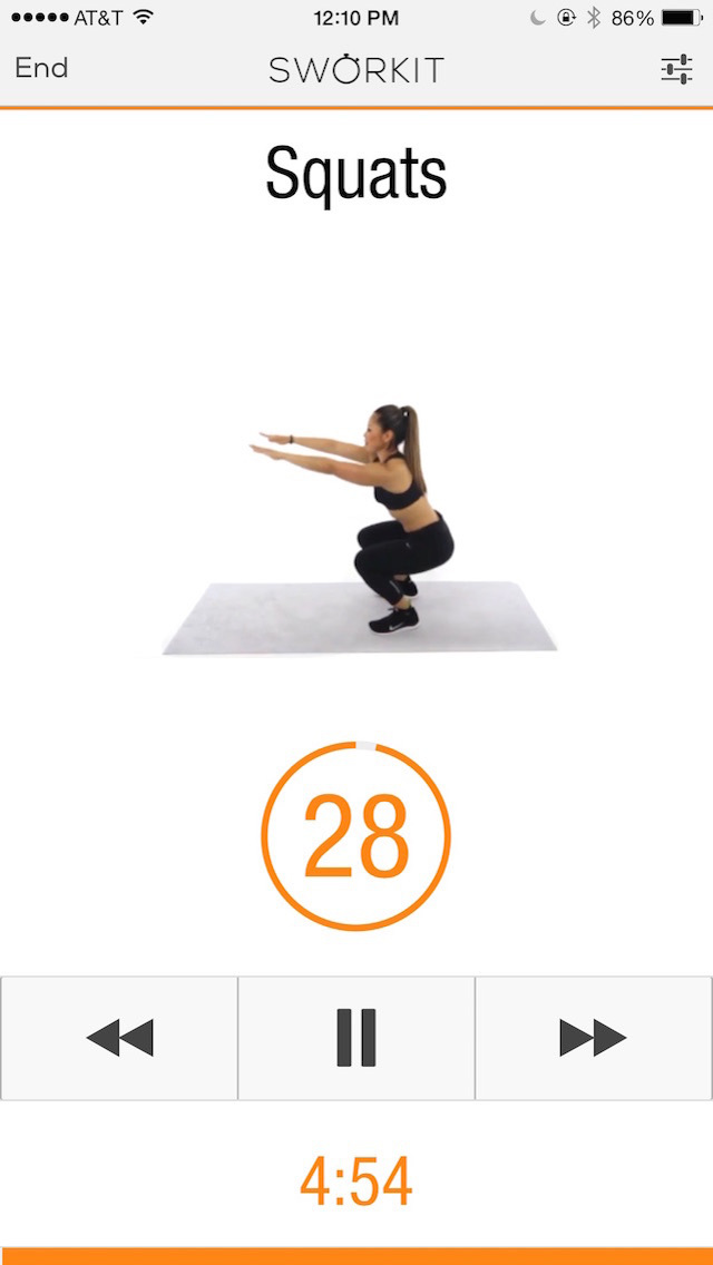 Sworkit Lite   Personal Trainer For Daily Circuit Training Workouts Yoga Pilates And Stretching Routines That Fit Your Schedule 3.5.0
