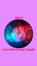 2015 Love Horoscope Couple mobile app for free download