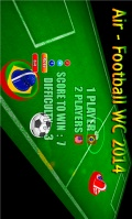 Air Football World Cup mobile app for free download