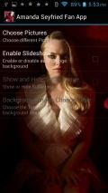 Amanda Seyfried Fan App mobile app for free download