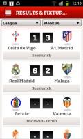 Atletico de Madrid mobile app for free download