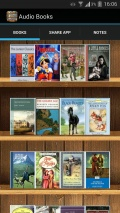 AudioBooks mobile app for free download