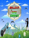 BALLOON AND CANNON mobile app for free download
