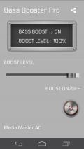 BassBoosterPro mobile app for free download