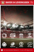Bayer 04 Leverkusen mobile app for free download
