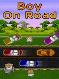 Boy On Road mobile app for free download
